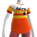 Maillot rétro Houston Astros