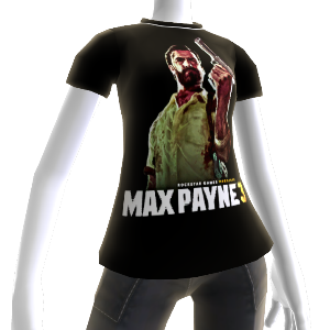Triko Max Payne #1