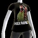 Max Payne-T-shirt #1