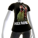 Max Payne-T-skjorte 1