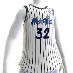 Maillot NBA 2K13 rétro Magic 94-95