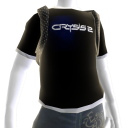 Black Crysis 2 T-Shirt   