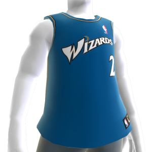 Camis. NBA2K11: Washington Wizards