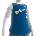 Camiseta NBA2K11 Washington Wizards