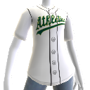 Jersey Oakland Athletics MLB2K11 