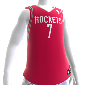 Houston Rockets-NBA 2K13-Trikot