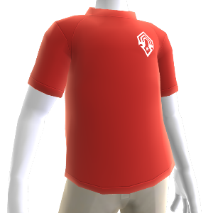 Corbulo Academy T-Shirt - Red