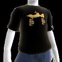 Feder-Puzzlestück T-Shirt