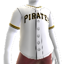 Jersey Pittsburgh Pirates MLB2K10