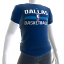 Mavericks On-Court Tee