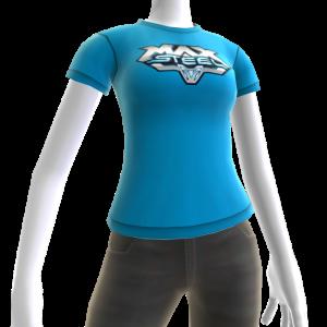 Logo Tee - Blue