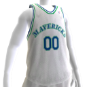1992-2001 Mavericks Home Jersey