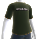 T-shirt Minecraft 