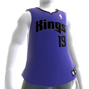 Sacramento Kings NBA2K11 Jersey