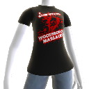 """I survived the Woodsboro Massacre"" Tee"