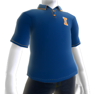Illinois Polo Shirt