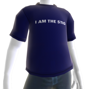 """I AM THE STIG"" T-Shirt"