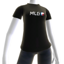 MLG Logo Female T-Shirt