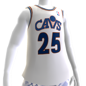 Retro dres Cavs 89-90 NBA 2K13