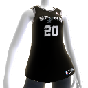 Maillot NBA2K12 San Antonio Spurs