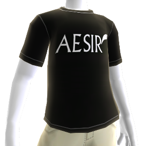 Camiseta de avatar de Aesir