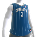 Maillot NBA2K11 Charlotte Bobcats 