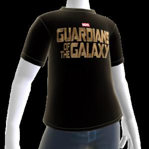 T-shirt avec logo du film des Gardiens de la Galaxie