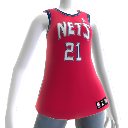 New Jersey Nets NBA2K12 Jersey