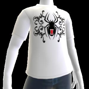 Black Widow-T-Shirt