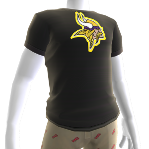 Vikings Gold Trim Tee