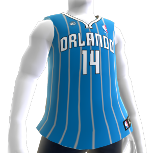 Orlando Magic NBA2K10 Jersey