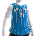 Colete NBA2K10: Orlando Magic