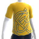 Camiseta del GFC 