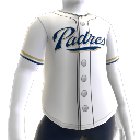 San Diego Padres  MLB2K10 Jersey