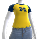 Michigan Women's T-Shirt