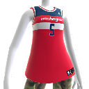 Washington Wizards NBA2K12 Jersey
