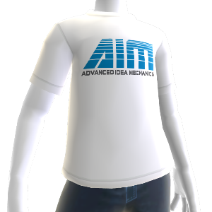 Camiseta de AIM