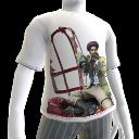 Camiseta de Sazh
