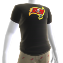 Buccaneers Gold Trim Tee