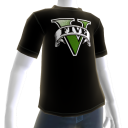 GTAV Logo Tee
