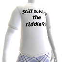 Rtsel-T-Shirt