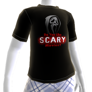 """Do you like Scary movies"" T-shirt"
