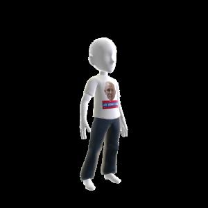 Joe Bang Avatar T-shirt Male