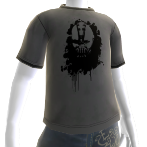 The Dark Knight Rises Bane Logo T-Shirt #3