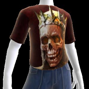 Epic Skull Outlaw 5 Shirt