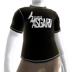 T-shirt Old Gods of Asguard