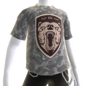 Task Force Grizzly T-Shirt Patch