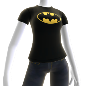 Batman-Logo-T-Shirt