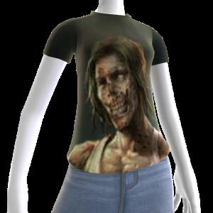 Dark Zombie Shirt