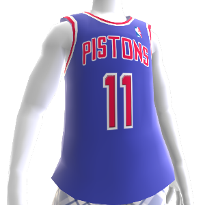Pistons 88-89 NBA 2K13 -retropaita
